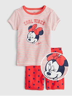 GapKids | Disney Minnie Mouse パジャマセット