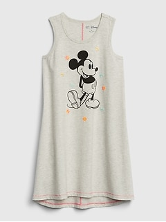 GapKids | Disney Mickey Mouse ワンピース
