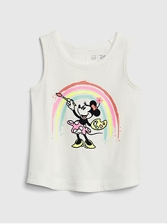 babyGap | Disney Minnie Mouse タンクトップ