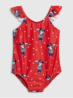babyGap | Disney Minnie Mouse ワンピース水着