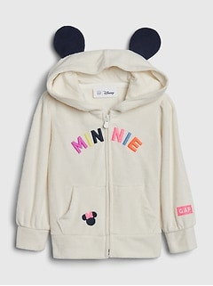 babyGap | Disney Minnie Mouse パーカー