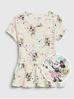 | Disney Minnie Mouse チュニックトップ (幼児)