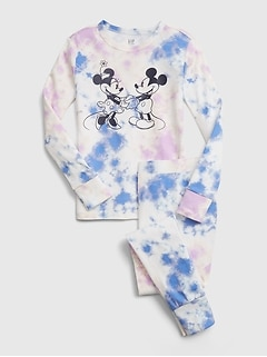 GapKids | Disney Mickey and Minnie Mouse パジャマセット