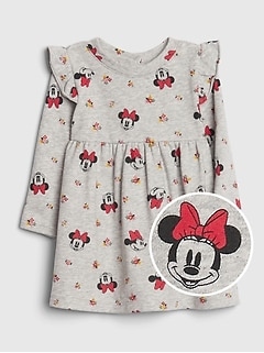 babyGap | Disney Minnie Mouse ラッフルワンピース