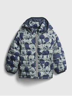 babyGap | Disney Mickey Mouse リサイクルパファー
